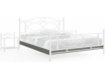 Pans de lit métal LP12  Opt:Cotés et Pied de lit