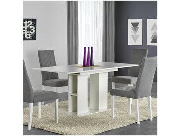 Table contemporaine blanche Hortense