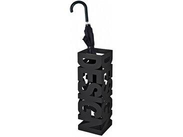 Porte parapluie noir Design