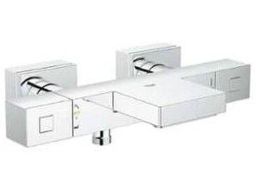 Grohe Grohtherm Cube - Mitigeur thermostatique de bain avec 2 sorties chrome