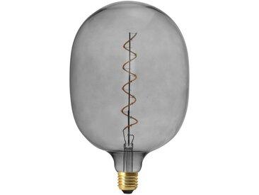 """Ampoule Filaments LED """"Ovale"""" 6W Gris - Paris Prix"""