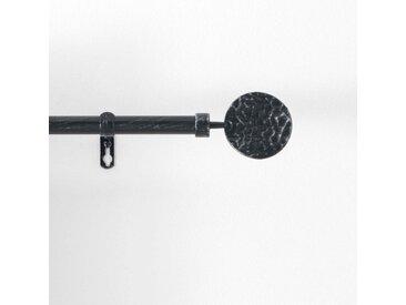 """Kit Tringle Déco Extensible """"Bullette"""" 120-210cm Noir - Paris Prix"""