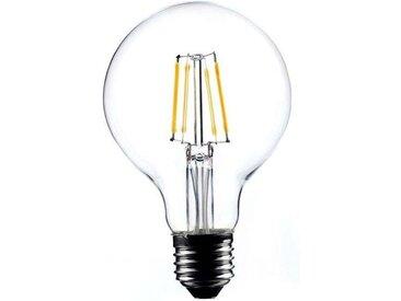 """Ampoule G80 Filaments LED """"Droit"""" 2W Transparent - Paris Prix"""