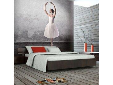 """Papier Peint """"Danseuse de Ballet Comme Chez Degas"""" - Paris Prix"""