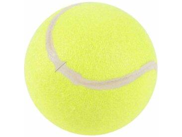 """Jouet pour Chien """"Balle de Tennis"""" 15cm Jaune - Paris Prix"""