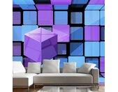 """Papier Peint """"Rubik's Cube : Variation"""" - Paris Prix"""