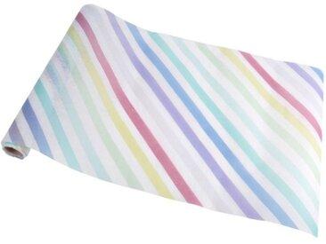 "Chemin de Table Jetable ""Licorne"" 28cmx5m Multicolore - Paris Prix"