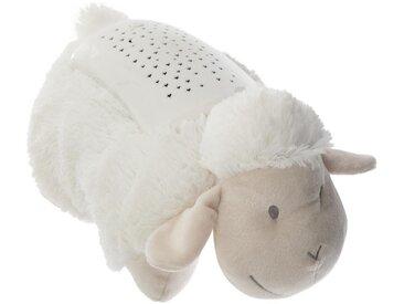 """Veilleuse Peluche Projecteur """"Mouton"""" 30cm Blanc - Paris Prix"""