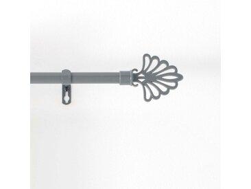 """Kit Tringle Déco Extensible """"Fika"""" 120-210cm Gris - Paris Prix"""