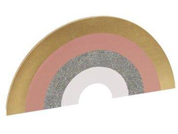 """Applique Enfant & Timer """"Arc en Ciel"""" 30cm Multicolore - Paris Prix"""