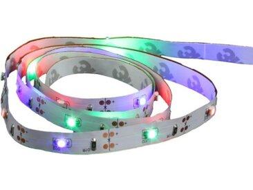 Ruban LED à Piles 3m Multicolore - Paris Prix