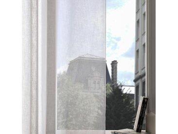 """Rideau Voilage """"Fred"""" 140x240cm Blanc - Paris Prix"""