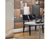 """Papier Peint """"Leather Blocks"""" 50x1000cm - Paris Prix"""