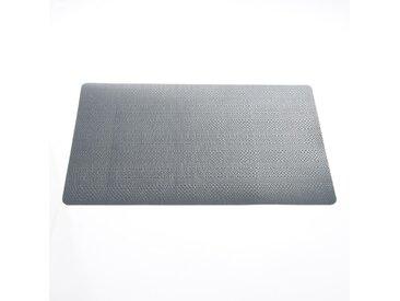 """Set de Table """"Relief Natural"""" 43x28cm Gris - Paris Prix"""