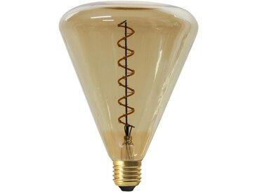 """Ampoule Filaments LED """"Pyramide"""" 4W Ambre - Paris Prix"""