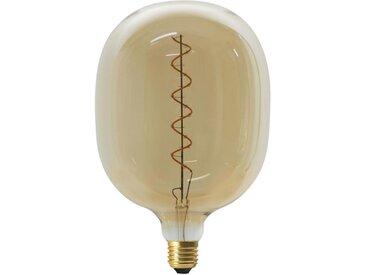 """Ampoule Filaments LED """"Ovale"""" 6W Ambre - Paris Prix"""