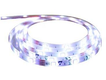 Ruban LED avec Télécommande 5 Mètres Multicolore - Paris Prix