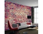 """Papier Peint """"Brick Puzzle"""" - Paris Prix"""