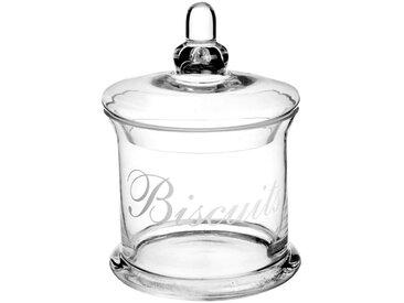 """Bonbonnière """"Biscuits"""" 19cm Transparent - Paris Prix"""