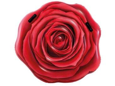 """Matelas Gonflable """"Rose"""" 137cm Rouge - Paris Prix"""