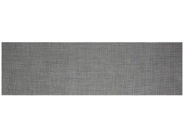 """Chemin de Table """"Texaline"""" 38x140cm Gris - Paris Prix"""