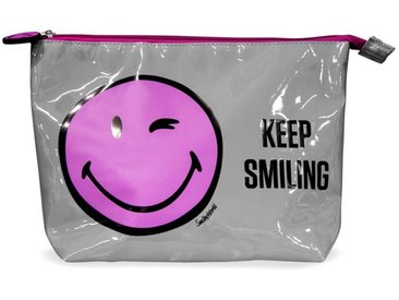 Trousse à Maquillage Smiley World® Rose - Paris Prix