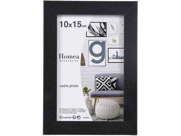 """Cadre Photo Déco """"Loft"""" 10x15cm Noir - Paris Prix"""