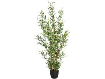 """Plante Artificielle """"Bambou"""" 126cm Vert - Paris Prix"""
