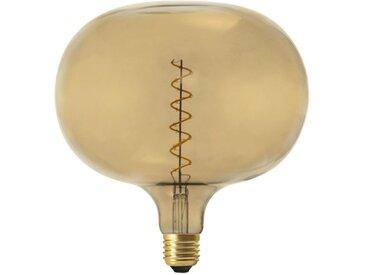 """Ampoule Filaments LED """"Bulle"""" 6W Ambre - Paris Prix"""