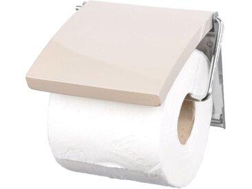 """Dérouleur Papier Toilette """"Urban"""" 11cm Taupe - Paris Prix"""