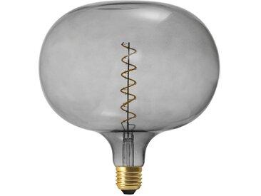 """Ampoule Filaments LED """"Bulle"""" 6W Gris - Paris Prix"""
