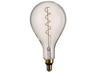 """Ampoule Design """"Spirale"""" 30cm Transparent - Paris Prix"""