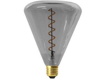 """Ampoule Filaments LED """"Pyramide"""" 4W Gris - Paris Prix"""