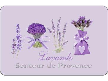"""Set de Table Lavande """"Sentorial"""" 44x28cm Lilas - Paris Prix"""