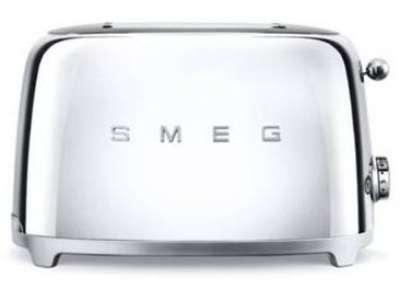Smeg Grille-pain Smeg TSF02SSEU Chrome
