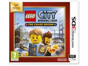 Nintendo Jeu 3DS Nintendo Lego City Undercover Selects