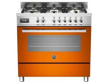 Bertazzoni Piano de cuisson mixte Bertazzoni PRO 90 6 MFE S AR T