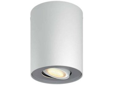 Philips Plafonnier Philips PILLAR ext. kit single spot wht