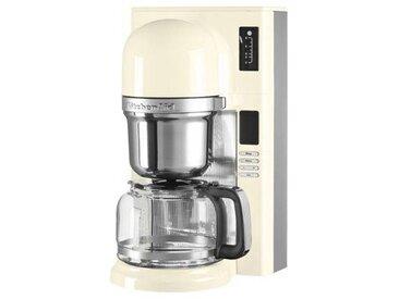 Kitchenaid Cafetière programmable Kitchenaid 5KCM0802EAC crème