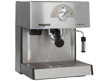 Magimix Machine à expresso Magimix 11411 CHROME MAT