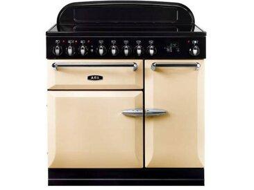 AGA Piano de cuisson induction AGA MASTERCHEF 90 INDUCTION CREME