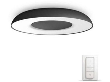 Philips Plafonnier Philips Still ceiling lamp black