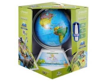 Oregon Jeu éducatif Oregon Smart Globe Aventurier Réalité Augmentée