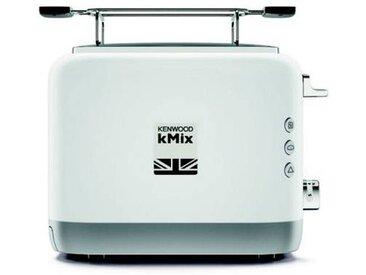 Kenwood Grille-pain Kenwood TCX751WH kMix Blanc + Bouilloire Kenwood ZJX650WH kMix Blanc