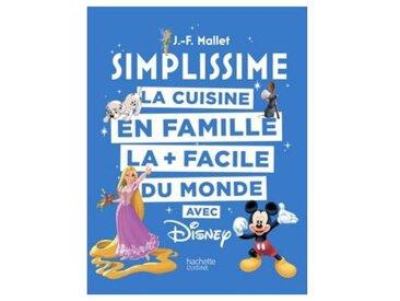 Hachette Livre de cuisine Hachette Simplissime Disney