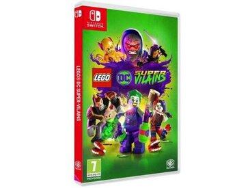 Warner Jeu Switch Warner Lego DC Super Vilains