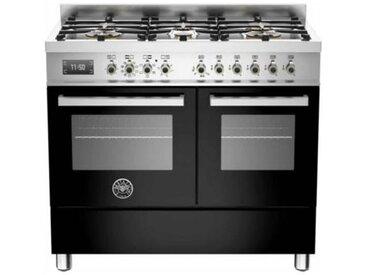 Bertazzoni Piano de cuisson mixte Bertazzoni PRO100 6 MFE D NE T