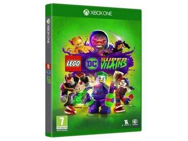 Warner Jeu Xbox One Warner Lego DC Super Vilains