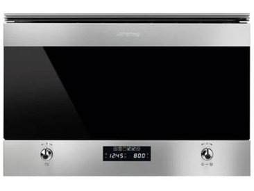 Smeg Micro ondes encastrable Smeg MP322X1