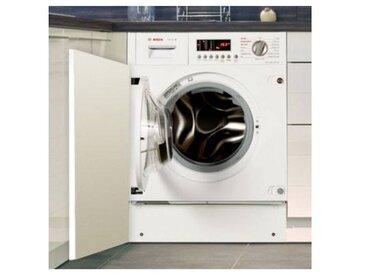 Bosch Lave linge séchant hublot encastrable Bosch WKD28541FF